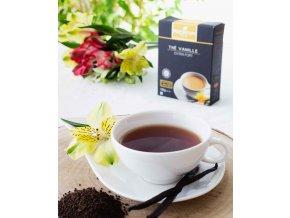 La Chartreuse Premium sypaný CTC černý čaj s vanilkou, 125g