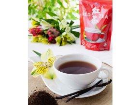 La Chartreuse Red Tea Vanilla (Loose Tea), 100g , sypaný červený čaj s vanilkou