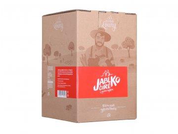 Jablko čiré 100% 5l bag in box