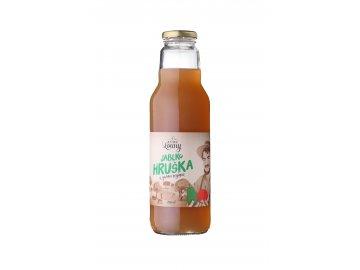 Jablko - hruška 50/50% 750ml nevratná lahev