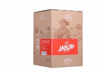 Jablko 100% s dužinou 5l bag in box