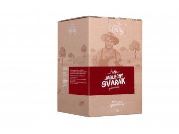 Jablečný svařák - nealkoholický 5l bag in box