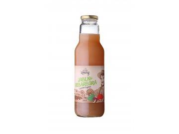 Jablko - rebarbora 80/19/1% 750ml nevratná lahev