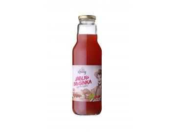 Jablko - brusinka 90/10% 750ml nevratná lahev