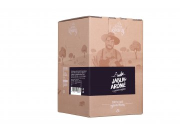 Jablko - arónie 80/20% 5l bag in box