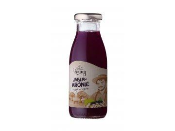 Jablko - arónie 80/20% 250ml nevratná lahev