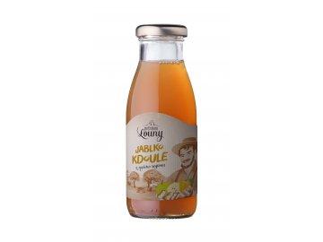 Jablko - kdoule 85/15% 250ml nevratná lahev