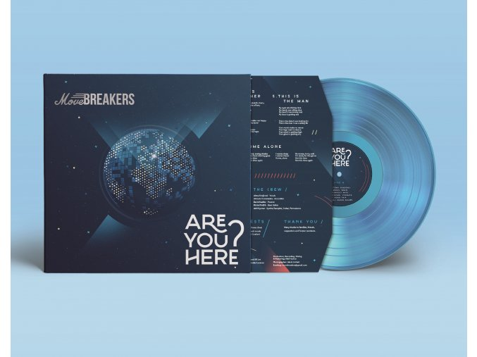 MoveBreakers AYH Vinyl 12 LP Visualitation 03