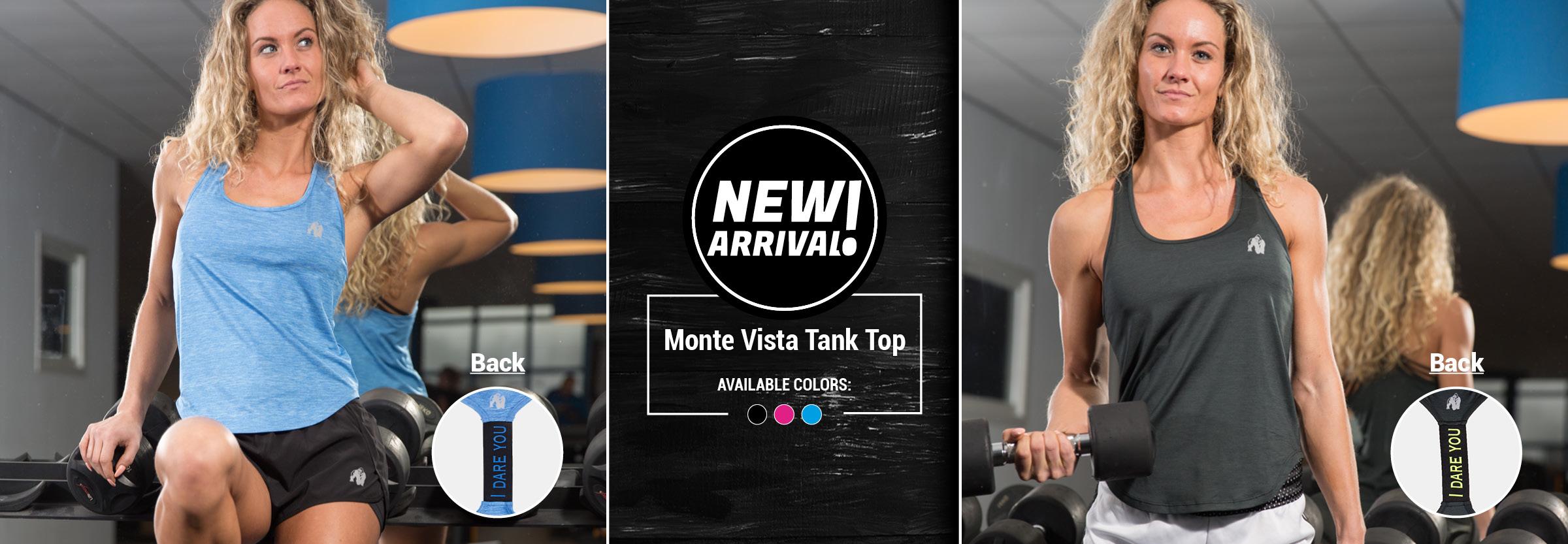 Monte Vista Tank Top