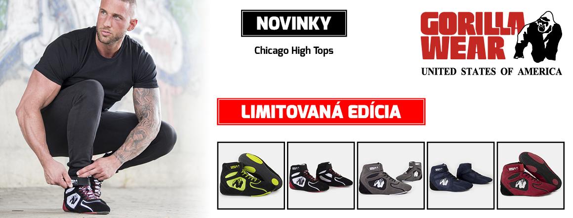 Novinka_Chicago High Tops