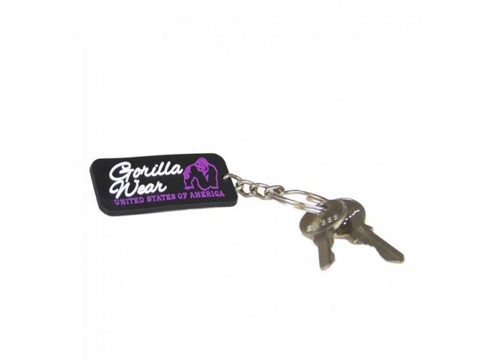 Kľúčenka GW Rubber Women Logo Keychain