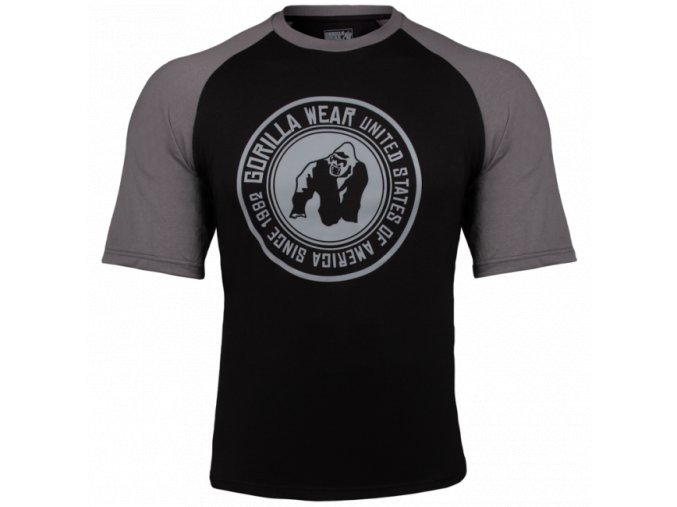90520908 texas t shirt black gray 9
