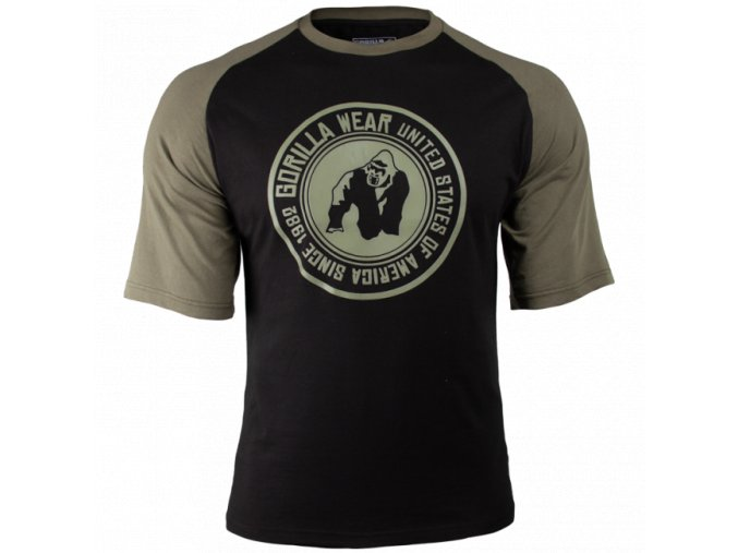 90520904 texas t shirt army green 3