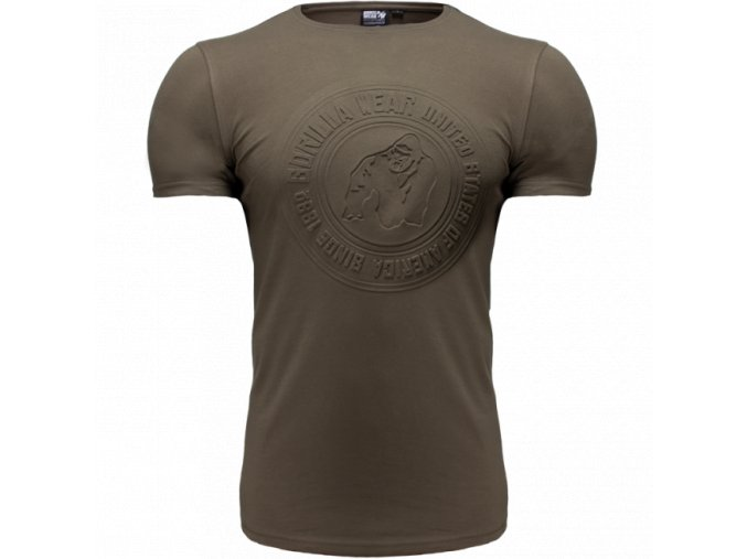 90534409 san lucas t shirt army green 1