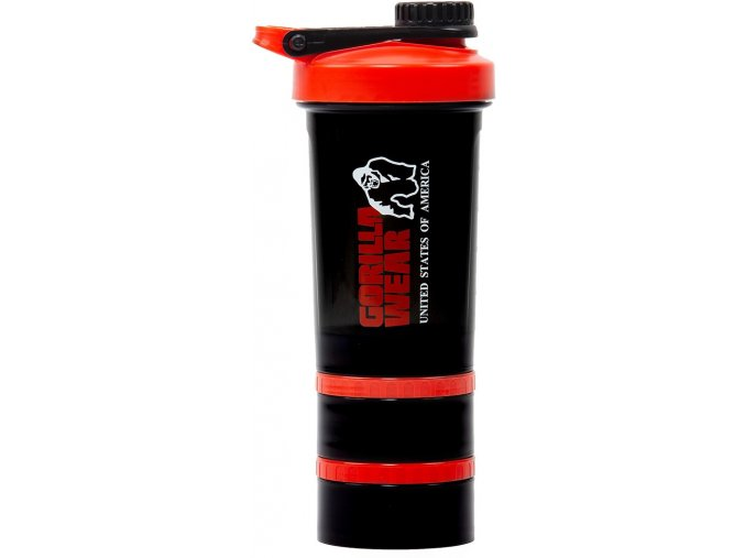 shaker 2 go black red