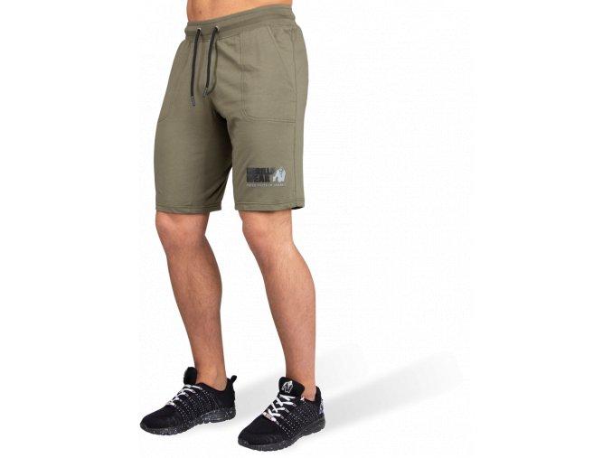 san antonio shorts army green