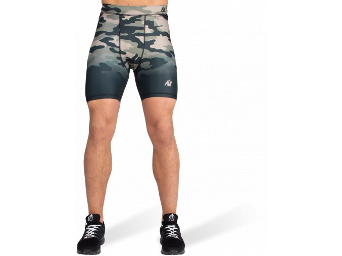 franklin shorts army green camo 2