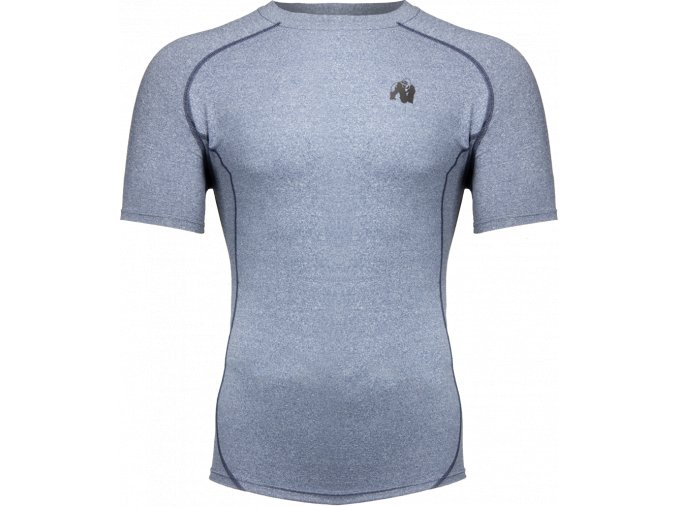 lewis t shirt light blue
