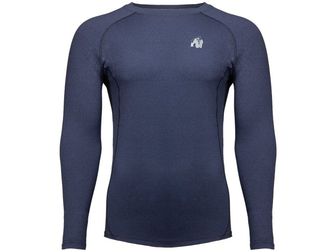 rentz long sleeve navy blue