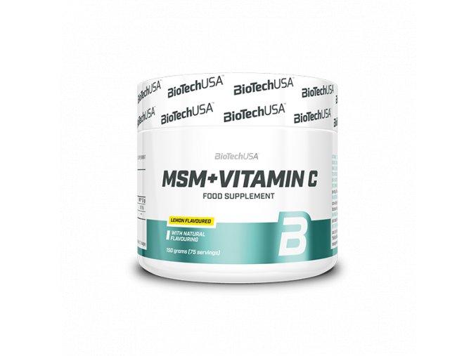 msm vitaminc biotech
