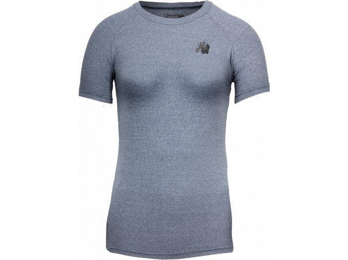 aspen t shirt light blue