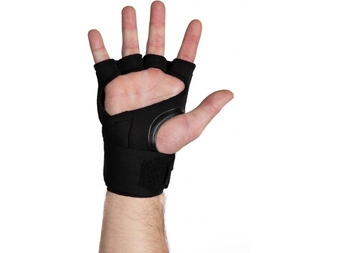 gel glove wraps black white 3