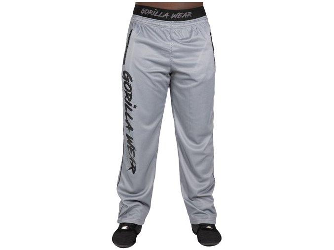 mercury mesh pants gray black