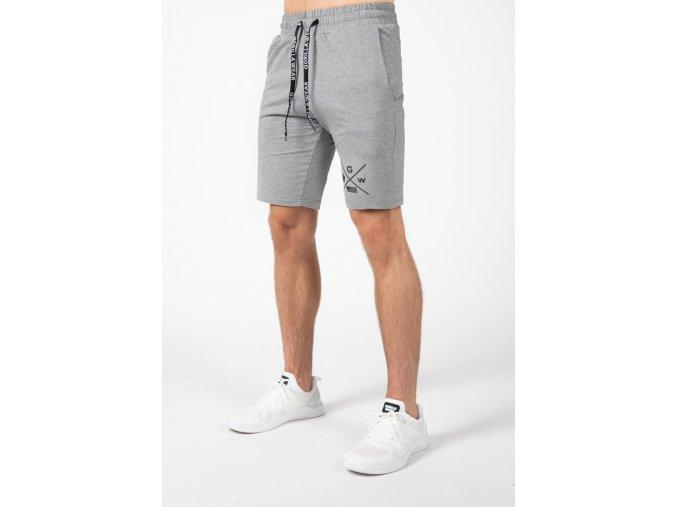 cisco shorts gray black 2