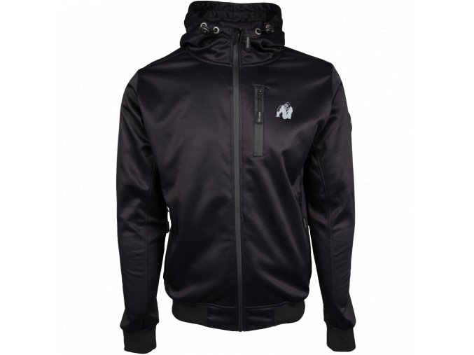 90817900 glendale softshell jacket black 02