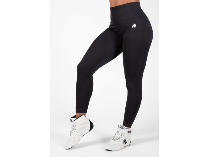 91943900 neiro seamless leggings black 6