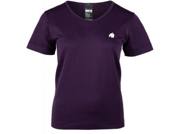 Neiro seamless t-shirt- purple