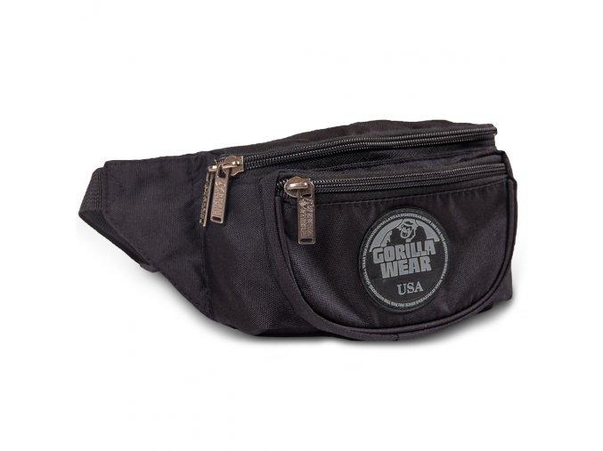 99157900 stanley fanny pack black 1