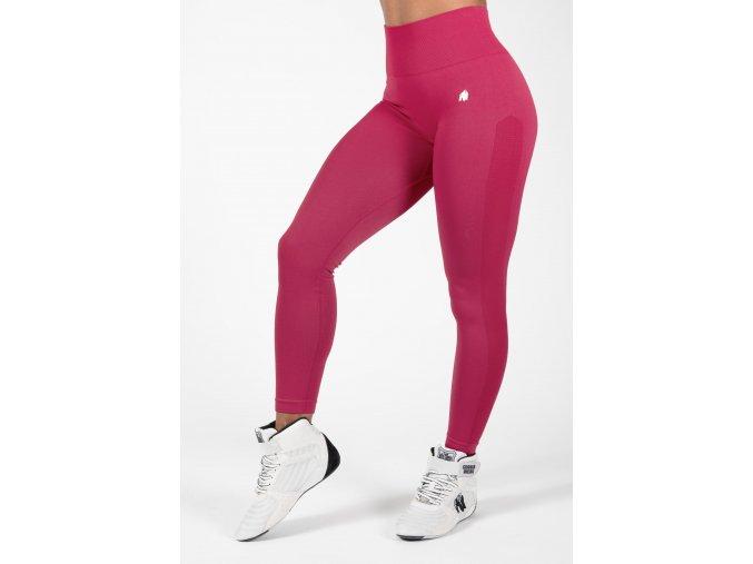 91944600 hilton seamless leggings fuchsia 7