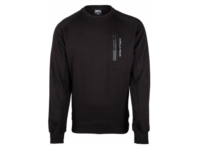 90717900 newark sweater black 01