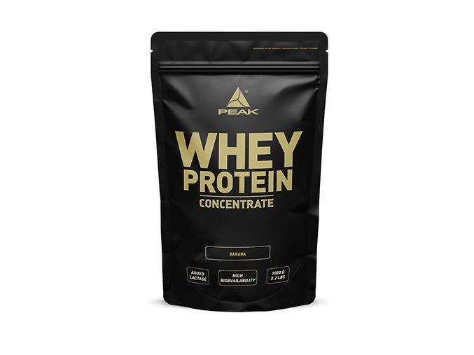Whey Protein Concentrate, 1000g