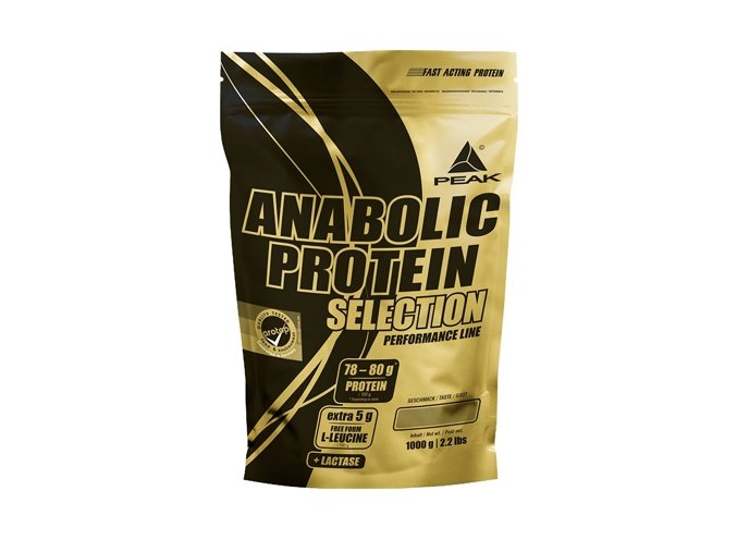 Anabolic Protein Selection, 1000g
