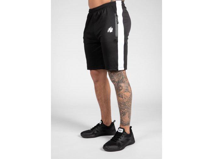 90970900 benton track shorts black 22 3