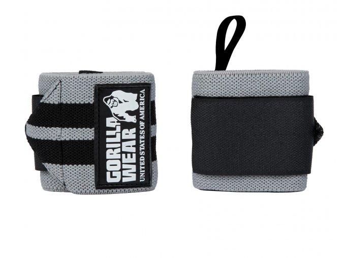 9919580909 wrist wraps pro gray black 1