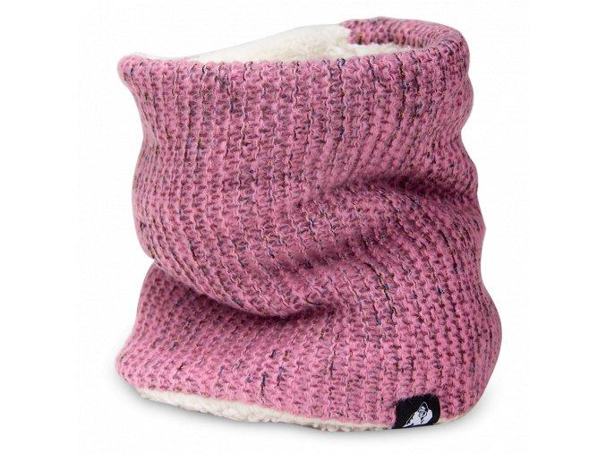 9981960000 bellevue neck warmer pink 1
