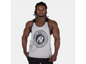 Roswell Tank Top - Gray/Black