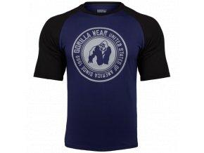 Texas T-Shirt - Navy/Black
