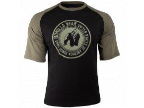 90520904 texas t shirt army green 3