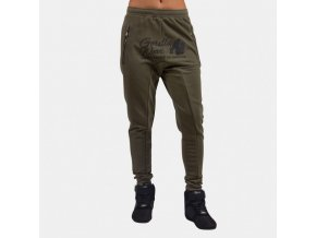 91932400 celina drop crotch joggers army green 4