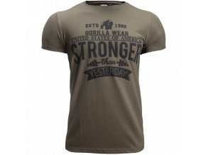 Hobbs T-shirt - Army Green