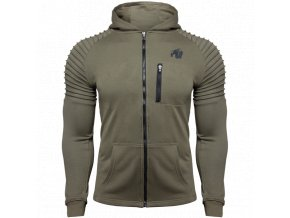 Delta Hoodie - Army Green