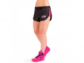 New Mexico Cardio Shorts Black/Pink