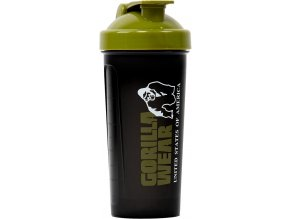 shaker xxl black army green