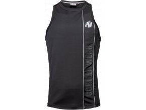 branson tank top black gray