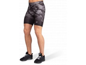 franklin shorts black gray camo