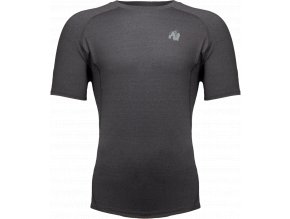 lewis t shirt dark gray
